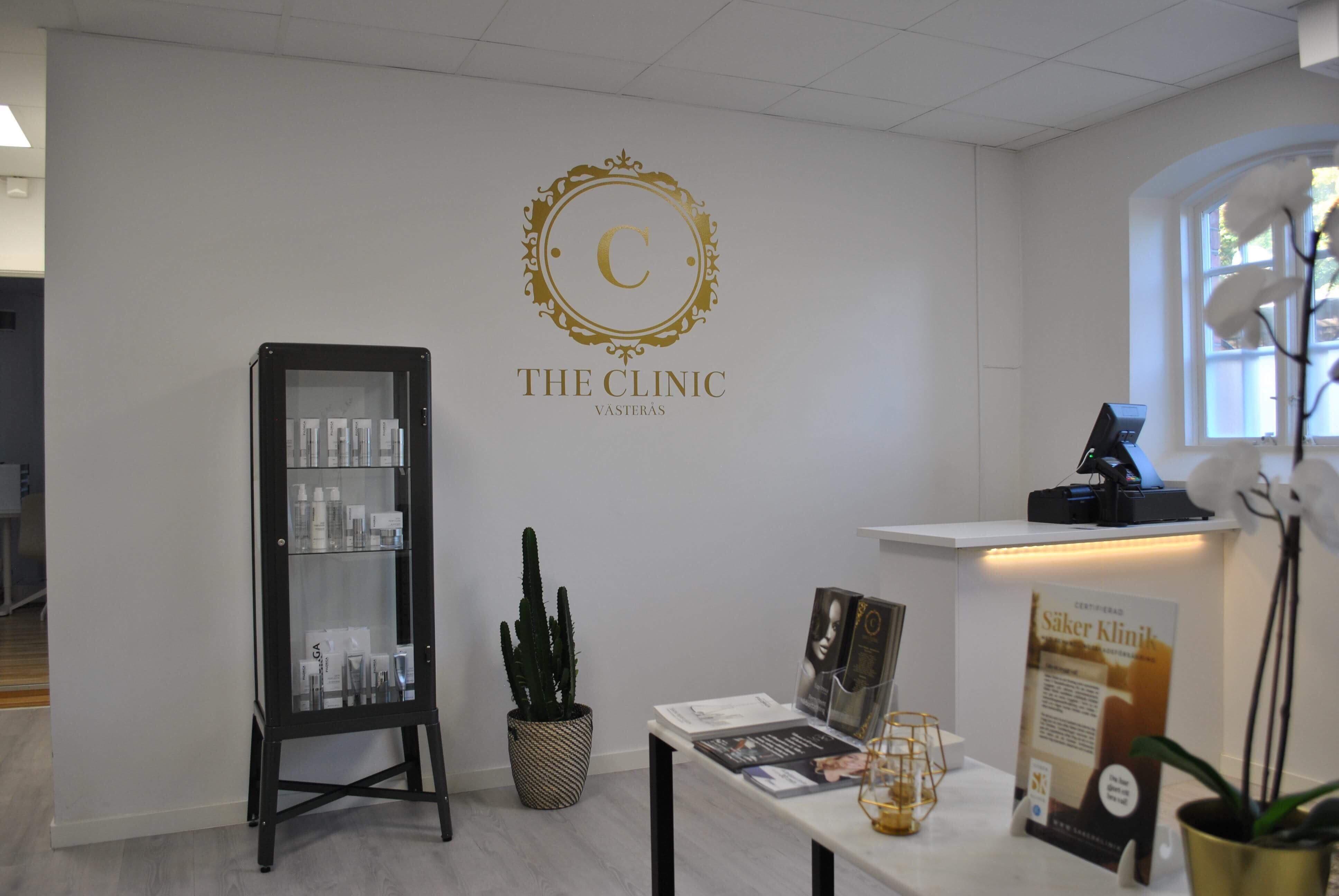 The Clinics lokal i Västerås